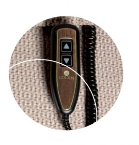 Telecommande Fauteuil Golden Confort Plus Mini 1 moteur
